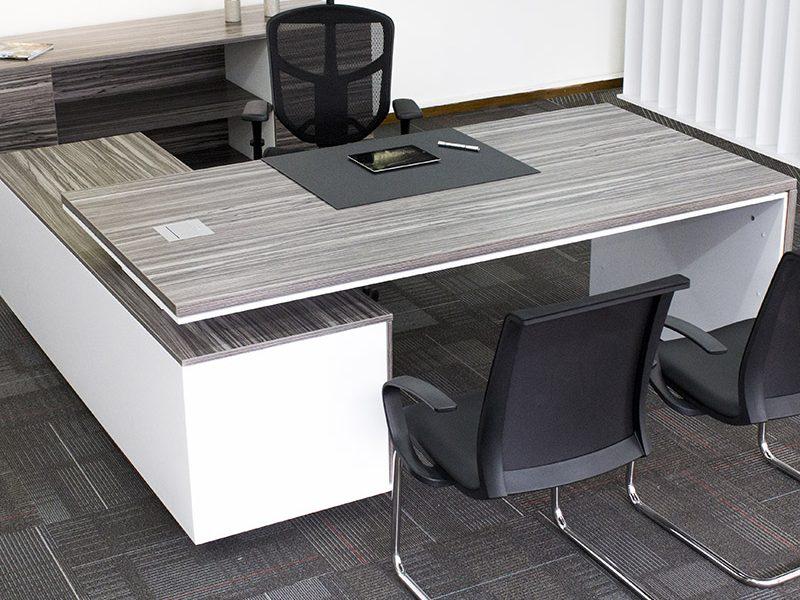 Escritorios para oficina escritorios en l medell n for Diseno de escritorios de oficina