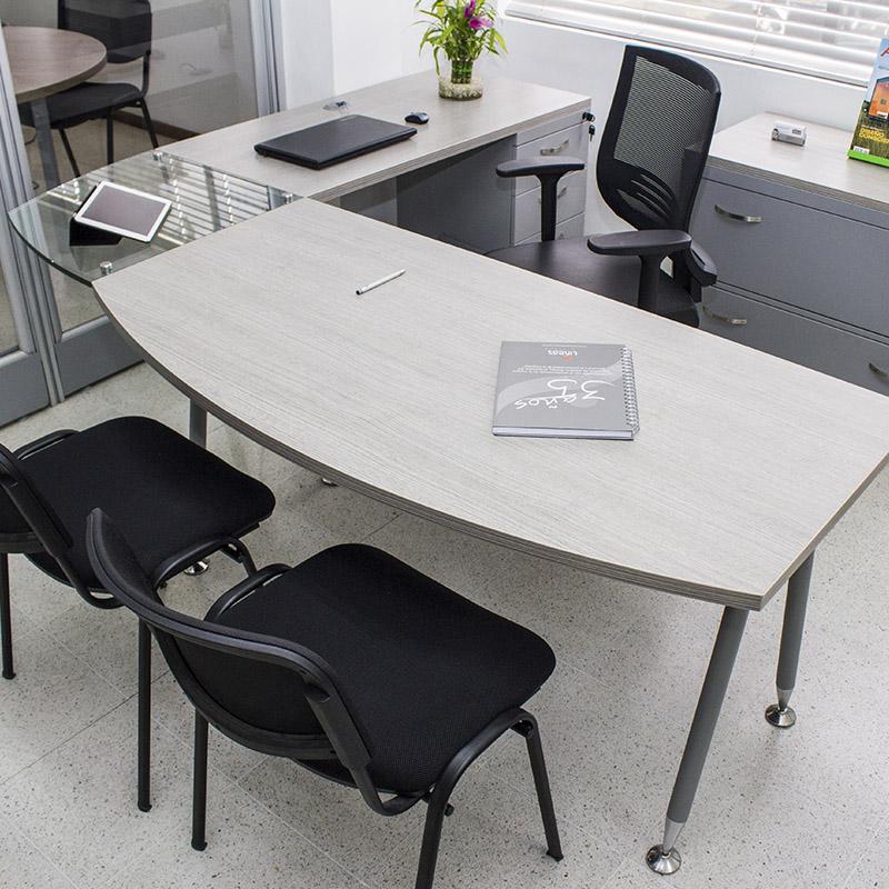 muebles oficinas modernas